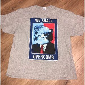 Other - Donald Trump cat T-shirt